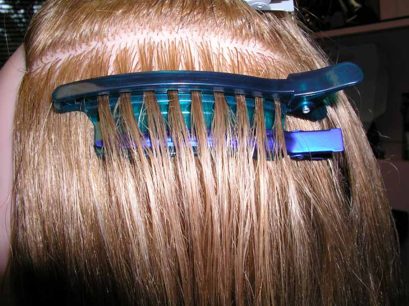 Hair Extensions Clips Aegte Har