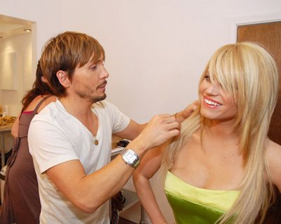 Jessica Simpson Clip On Hair Extensions